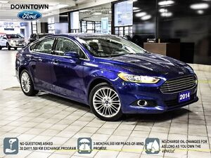 2014 Ford Fusion SE, Sport & Leather package, Navigation