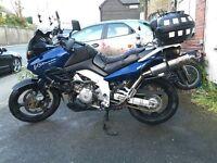 Suzuki V-Strom DL1000 VStrom K2, Exhausts, GPS, Loads Of Extras £1300 ONO