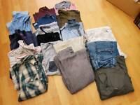 Mens Next bundle 30r & small clothes
