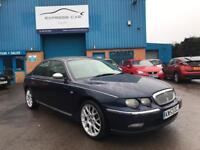 2004/53 ROVER 75 2.0 DIESEL MANUAL # NEW CLUTCH & FLYWHEEL # 12 MONTHS MOT # LEATHERS # HPI CLEAR