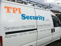 Burglar Alarm & CCTV | Installation, Repair, Maintenance