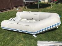 Compass inflatable boat