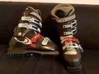 Salomon Ski boots.