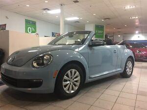 2013 Volkswagen Beetle 2.5L AUTO CUIR * DÉCAPOTABLE *