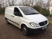 Wanted Mercedes Benz Vito or sprinter any year or condition top cash prices