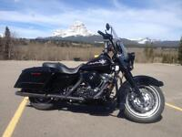 2008 Harley Davidson Road King FLHR