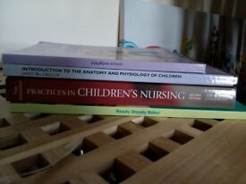 Child nursing books