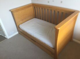 Mamas & Papa's Ocean Cot Bed Excellent Condition