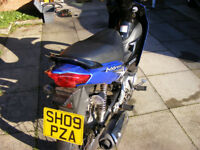 Suzuki FL125SDW SEMI AUTO STEP THROUGH