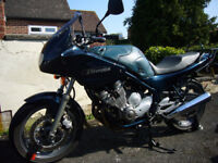Yamaha XJ600 Diversion 1995 Low mileage