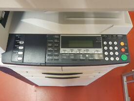 Kyocera KM-1650 black and white A3 copier/scanner - excellent condition