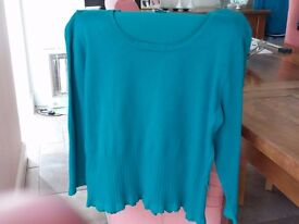 Ladies COUNTRY CASUALS jumper size L 18