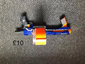 Nerf guns assorted sizes and prices see pictures for prices