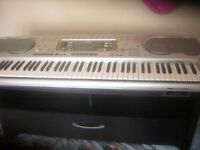 casio wk 3500 keyboard