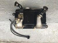 Subaru Legacy B4 2.0 twin turbo intercooler