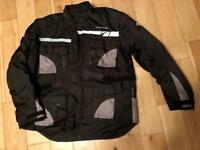 Spada Armoured Waterproof Motorbike Jacket and Trousers XXL