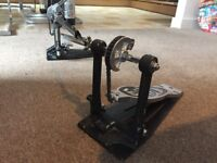 Pearl double bass pedal. Nice quality!