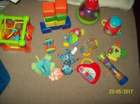 GREAT LITTLE BUNDLE OF TOYS