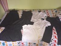 Bundle of school uniforms age 5-6 girls