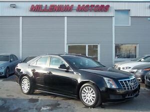 2012 Cadillac CTS 4 AWD / LEATHER / SUNROOF / LOADED