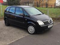 2005 Vauxhall Meriva 1.6 Auto like fiesta corsa focus