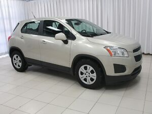 2014 Chevrolet Trax SUV. w/ BUCKET SEATS, ON-STAR and AC !!  GRE