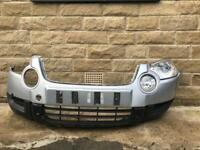 Genuine Skoda Yeti Front Bumper & Passengers Side Xenon Headlight