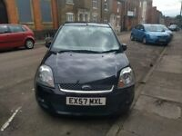 Ford Fiesta 1.4 Petrol / Full Leather Seats / Immaculate condition