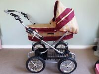 Mama and Papas Dolls Pram