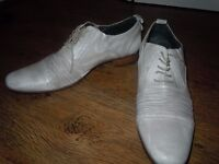 MENS RAVEL LEATHER SHOES