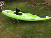 Islander single seater kayak