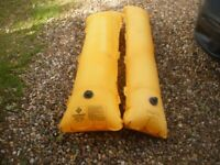 Dinghy buoyancy bags