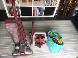 Kirby 2 vintage hoover & carpet cleaner