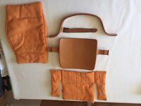 Stokke Tripp trapp baby set & cushions