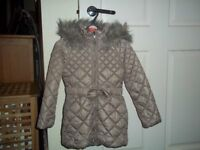 GIRLS 'NEXT' MINK JACKET
