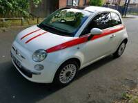 Fiat 500 2008 08 reg 1.3 diesel you clear full service history