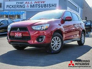 2015 Mitsubishi RVR BLUETOOTH, ALL-WHEEL CONTROL, HEATED SEATS