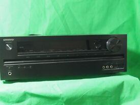 Amplifier onkyo TX SR309 + speakers