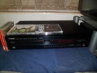Yamaha CDX 596 Pro Bit CD Player