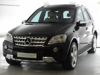 Mercedes-Benz ML 500 4Matic 7G AMG-STYLING KAMERA 3 x TV FOND
