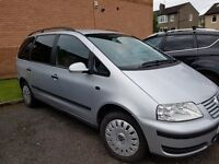 VW Sharan 2006 for spares or repair *gearbox not working* - re-advertised as sale fell through