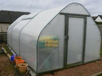 Keder Greenhouse / Poly Tunnel
