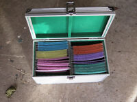 200 disc CD Metal Storage Box