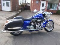 Harley-Davidson Road King Screamin Eagle cvo 110 (1800cc)