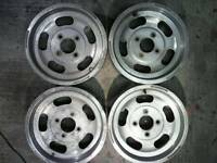 Cobra Supaslot alloy wheels