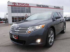 2012 Toyota Venza AWD V6 TOYOTA CERTIFIED PRE OWNED