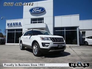 2017 Ford Explorer *NEW*XLT *LEATHER* 4WD *202A* 3.5L V6 TIVCT
