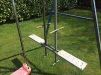 Kids swings set