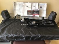 Tyros 5 with extras