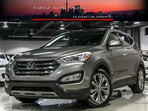 2013 Hyundai Santa Fe AWD|LIMITED|SPORT|NAVI|REAR CAMERA|LOADED
